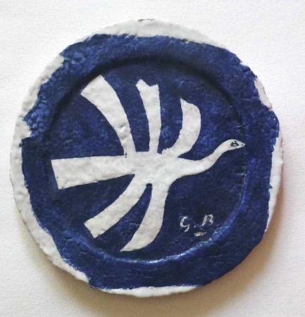 Ceramic Braque - Oiseau