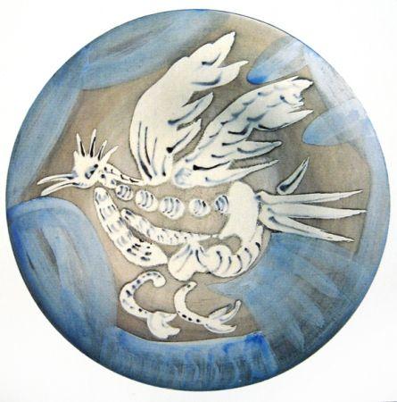 Ceramic Picasso - Oiseau 91