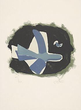 Lithograph Braque -