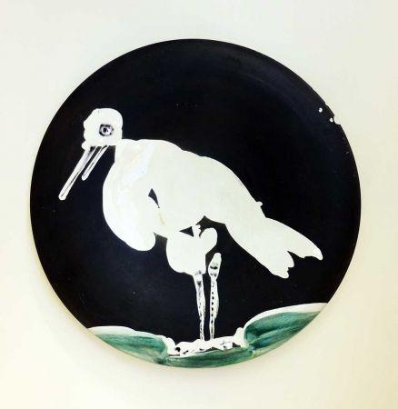 Ceramic Picasso - Oiseau n° 83