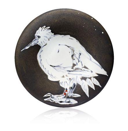 Ceramic Picasso - Oiseau No. 76 (Bird No. 76), 1963