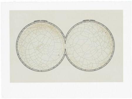 Lithograph Macchi - Old World