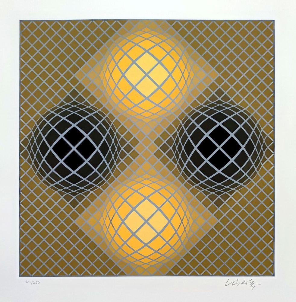 Multiple Vasarely - Olla