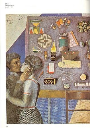 Illustrated Book Gentilini - Omaggio a Franco Gentilini