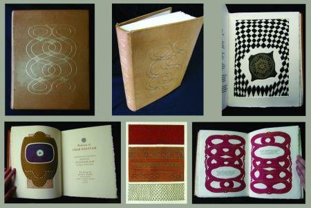 Etching Allix - Omar Khayyam - The Rubaiyat