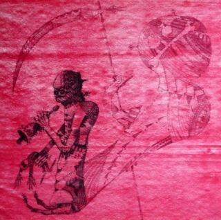 Lithograph Ponç - Ombra 1
