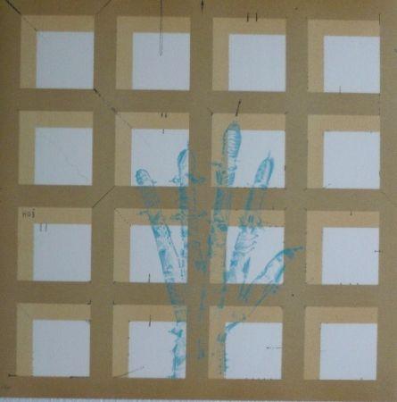 Lithograph Ponç - Ombra 2