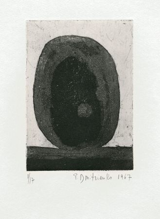 Etching Dmitrienko - Ombre II