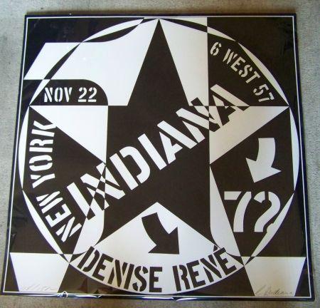 Screenprint Indiana - One