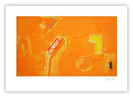 Etching Capa - Orange - yellow