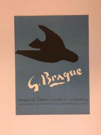 Poster Braque - Orangerie des tuileries