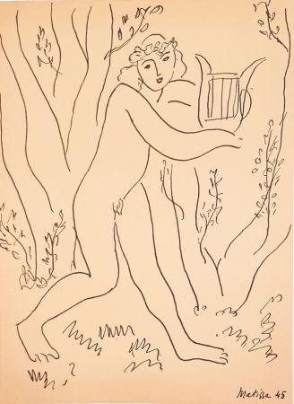 No Technical Matisse - Orphée  Les Musiciens Celébres