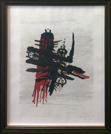 Lithograph Lam - Orsa Maggiore #7506