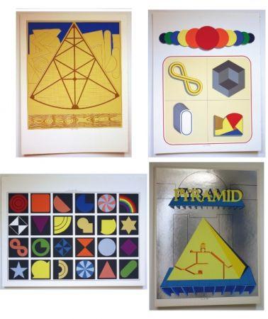 Lithograph Del Pezzo - Ostermalm Suite