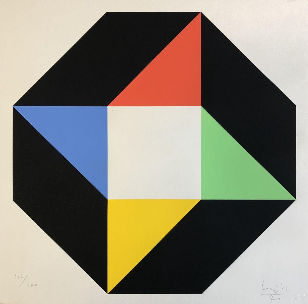 Lithograph Bill - Ottagono