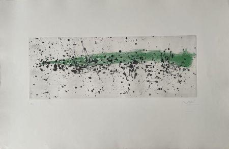 Aquatint Miró - Ouvrage du vent I