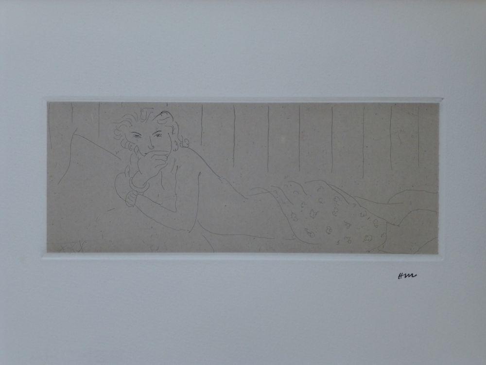 Engraving Matisse - Ouvre gravé volumes I & 2