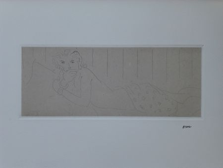 Engraving Matisse - Ouvre gravé volumes I & 2