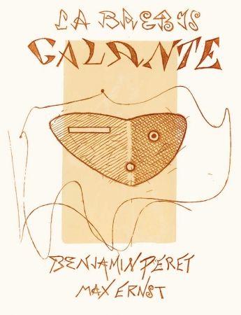 Illustrated Book Ernst - PÉRET (Benjamin). La Brebis galante.