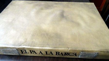 Illustrated Book Tàpies - Pa a la Barca