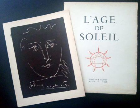 Illustrated Book Picasso - Pablo PICASSO - R.-J. Godet : L'AGE DE SOLEIL