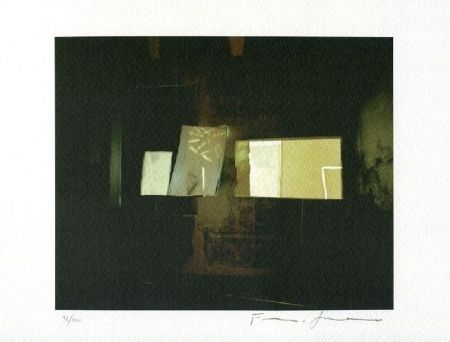 Lithograph Guerzoni - Pagine Furiose