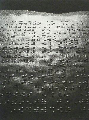 Photography Fontcuberta - Paisatge braille