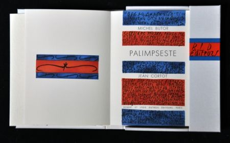 Illustrated Book Cortot - Palimpseste