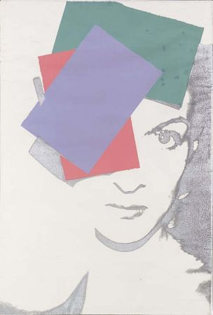 Screenprint Warhol - Paloma Picasso