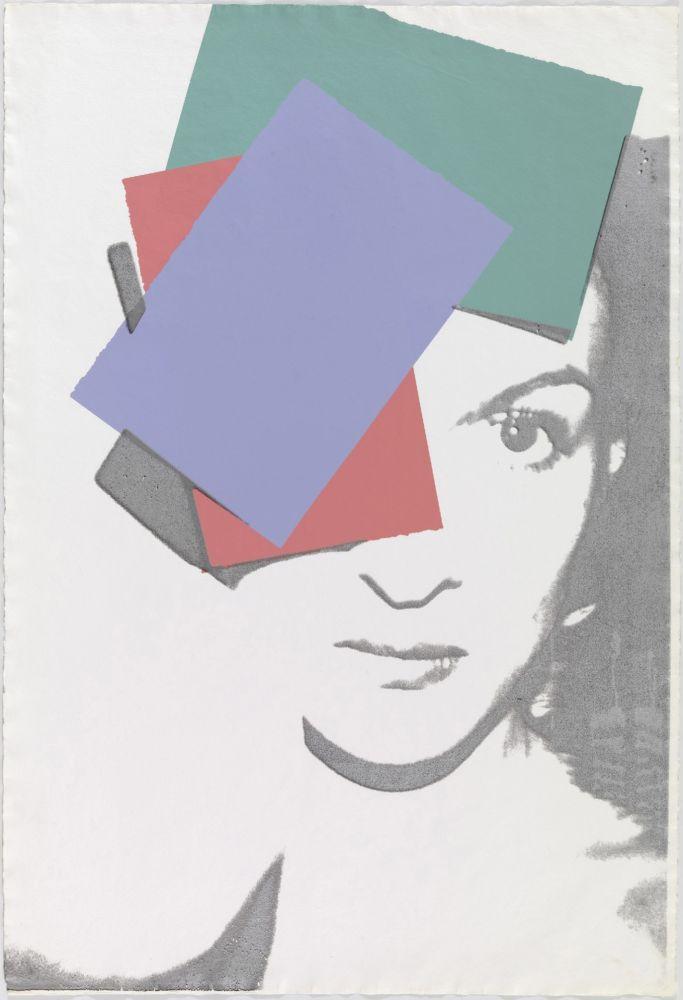Screenprint Warhol - PALOMA PICASSO FS II.121