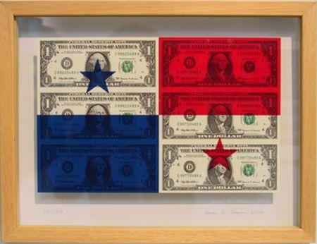 No Technical Gagnon - Panama Dollarization Flag