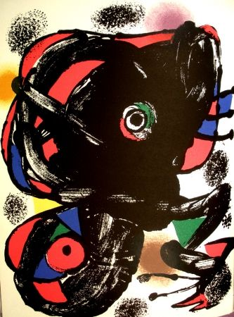 Illustrated Book Miró - Panorama 76*