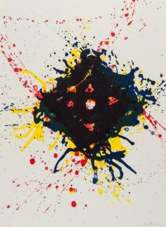 Lithograph Francis - Papierski