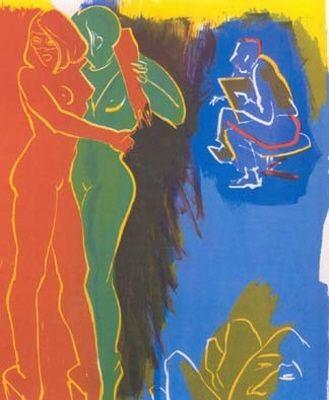 Lithograph Jones - Para Adultos