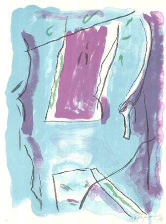 Lithograph Ràfols Casamada - Parc-4