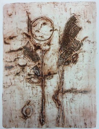Engraving Frankenthaler - Parets