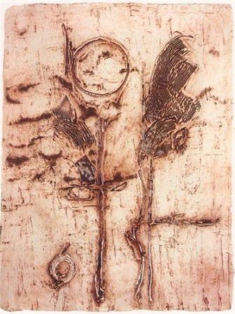 Etching Frankenthaler - Parets