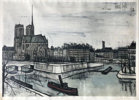Strange Bernard Buffet Original Prints Lithographs And Etchings On Home Interior And Landscaping Ferensignezvosmurscom