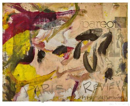 Lithograph Kooning - Paris Review