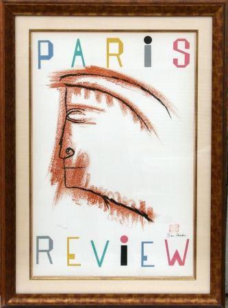 Lithograph Shahn - Paris Review
