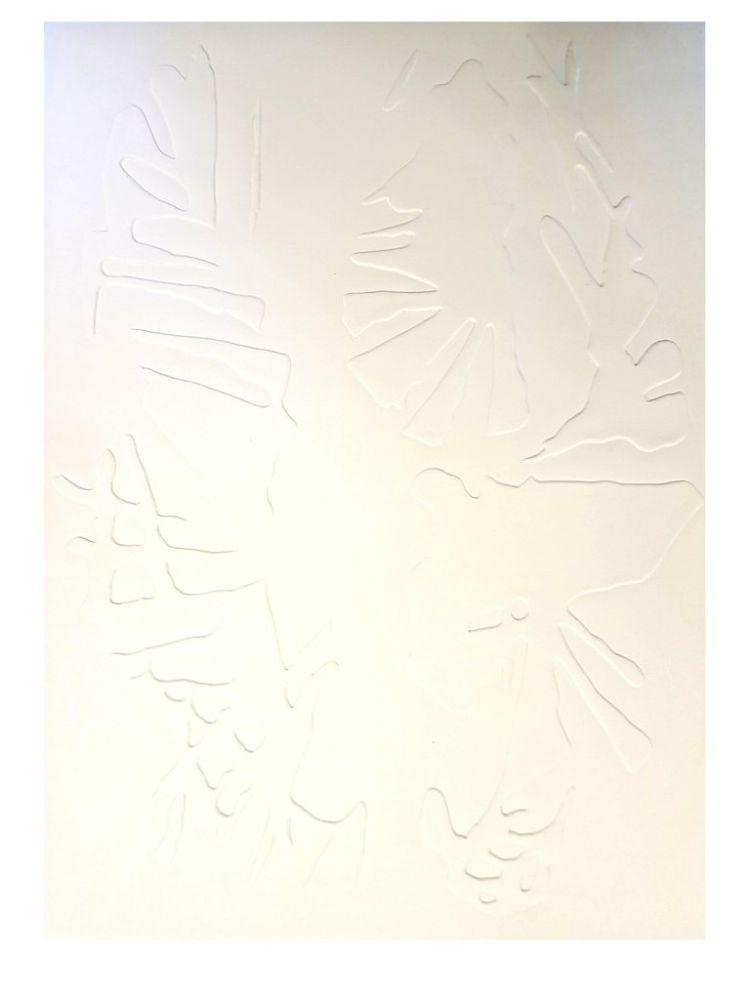 Lithograph Hajdu - Partie de Chasse