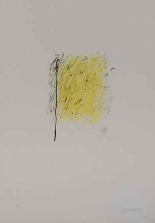 Lithograph Cormenzana - Pas de dansa 6