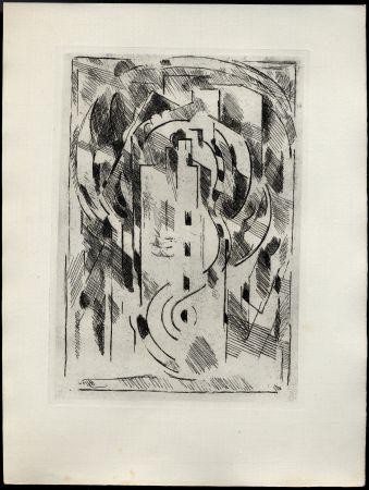 Illustrated Book Gleizes - PASCAL, Blaise: PENSÉES sur l'Homme et Dieu. Choix et classement de Geneviève Lewis. Gravures originales d'Albert Gleizes.