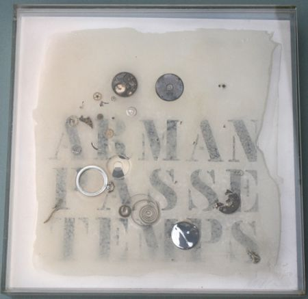 Multiple Arman - Passe Temps