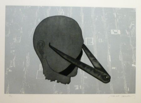 Etching And Aquatint Campeny - Passing the board