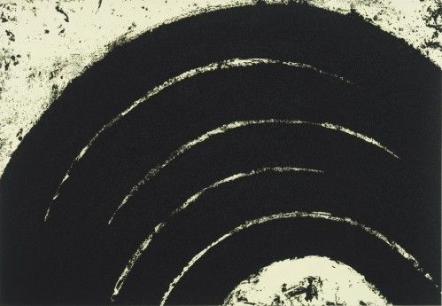 Etching Serra - Paths and Edges #6