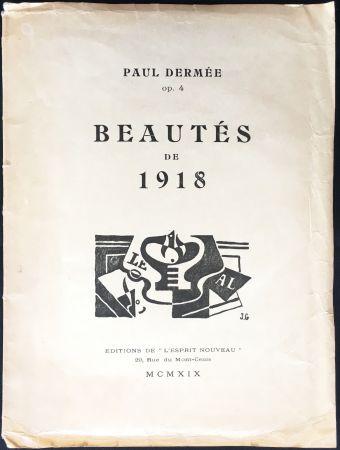 Illustrated Book Gris  - Paul Dermée : BEAUTÉS DE 1918. Illustrations de Juan Gris.