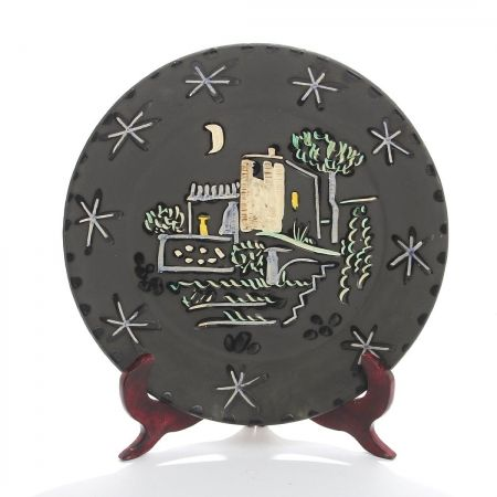 Ceramic Picasso - Paysage