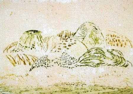 Etching And Aquatint Music - PAYSAGE