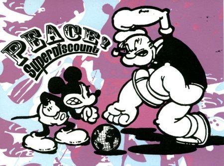 No Technical Speedy Graphito - Peace ! Superdiscount